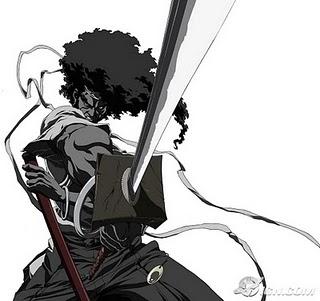 Afro Samouraï