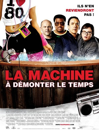 la machine à demonter le temps