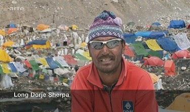 Sherpas documentaire - Long Dorje Sherpa