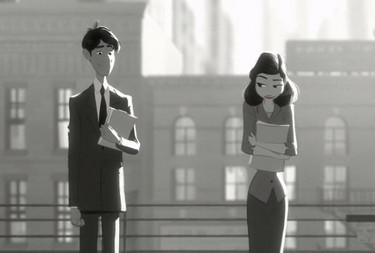 Paperman - pixar
