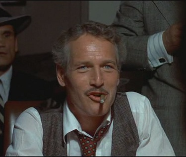 the sting - paul newman poker