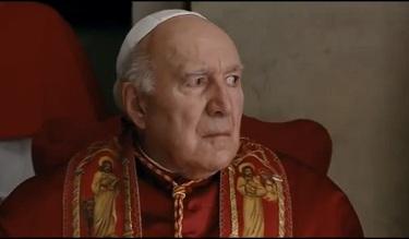 habemus papum - film pape depressif