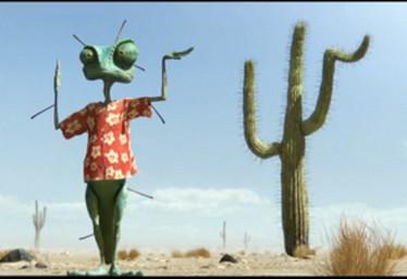 rango fait le cactus