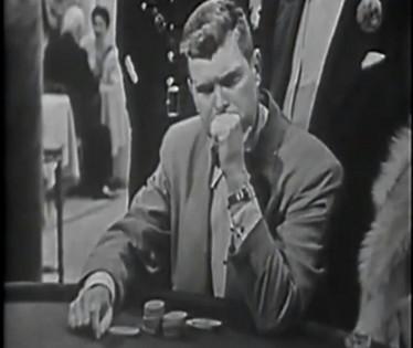 casino royale 1954 - james bond baccara