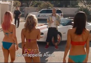 spring breakers - bikini girl