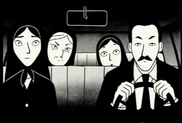 persepolis - film animation iran
