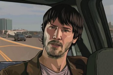 a scanner darkly - keanu reeves drogue