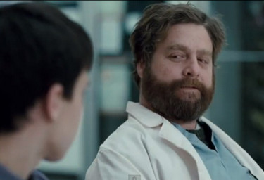 bored to death - Zach Galifianakis