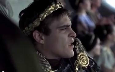 Gladiator - empereur Joaquin Phoenix