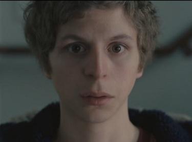 Scott pilgrim - jeune Michael Cera choc