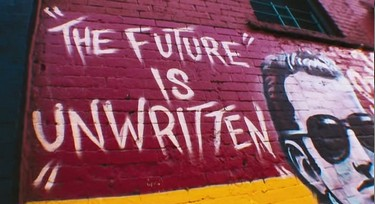 tag future is unwritten - strummer