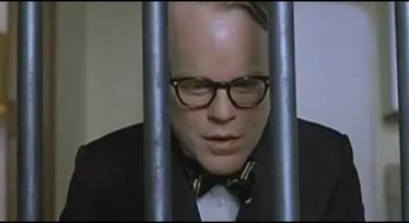 Truman Capote - film auteur prison
