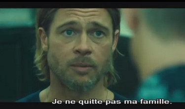 World War Z - Origines brad pitt