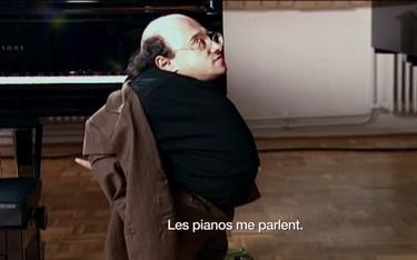 michel petrucciani parle aux pianos