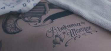 tatouage alabama monroe