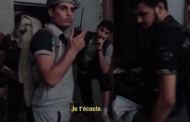 homs, chronique d'une revolte - basset le rebel