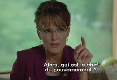 game change - Julianne Moore est Sarah Palin