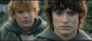 LOTR - Frodo et Sam