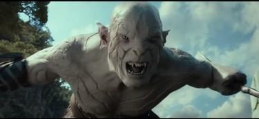 the hobbit 2 - orc moche