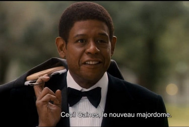 le majordome - Cecil Gaines