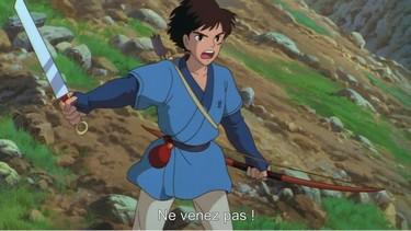 princess mononoke - animation japonnais