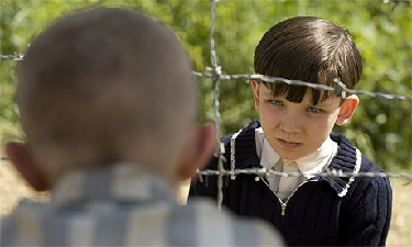 the boy in striped pajamas