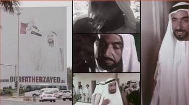 ÉMIRATS LES MIRAGES DE LA PUISSANCE - cheikh zayed