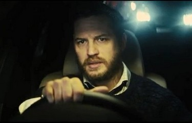 locke - tom hardy en voiture