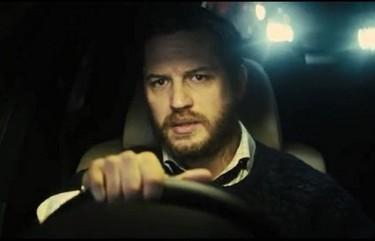 locke - tom hardy en voiture