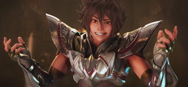 Saint Seiya Legend of Sanctuary - Pegasus