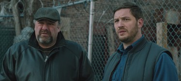 the drop - Tom Hardy et James Gandolfini