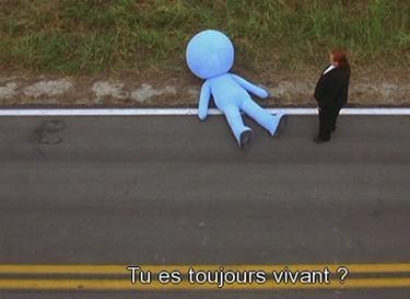 kabluey - film costume bleu