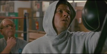 the fighter - mark wahlberg boxe