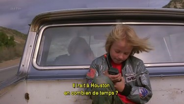 Paris, Texas - enfant blond