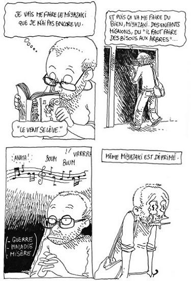 miyazaki deprime