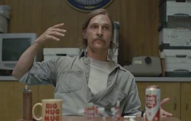 true detective - Matthew McConaughey detective