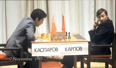 karpov contre kasparov