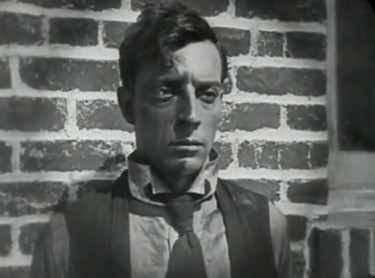 buster keaton - double face
