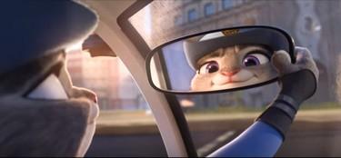 zootopia - lapin policier